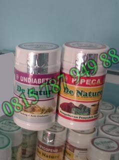 obat diebetes de nature indonesia